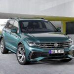 Новый Volkswagen Tiguan 2021 в России (фото, цена, характеристики, видео)